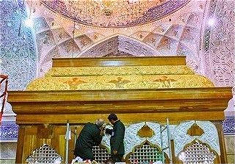 ضریح مرقد الإمام الحسین الجدید لن یتغیر فی الـ300 عام القادمة