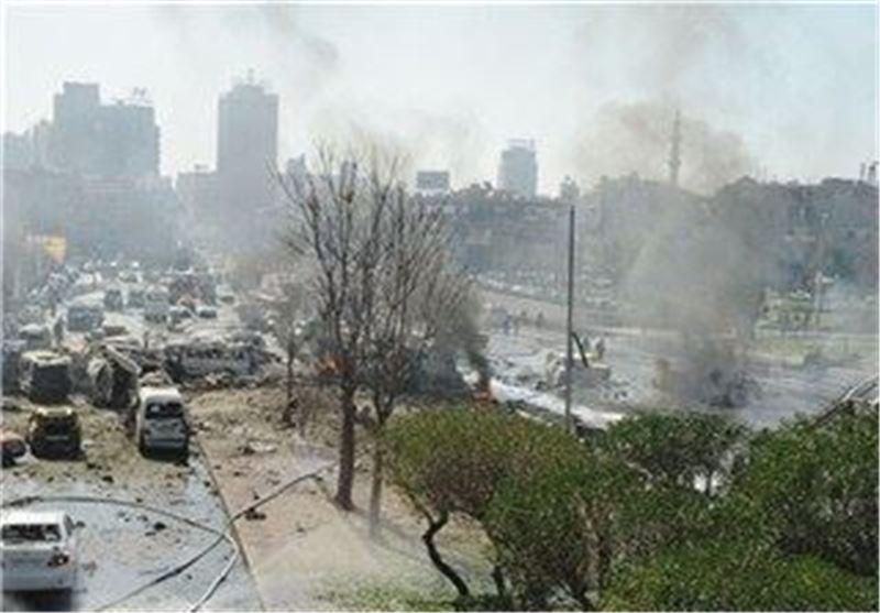 انفجار سوریه