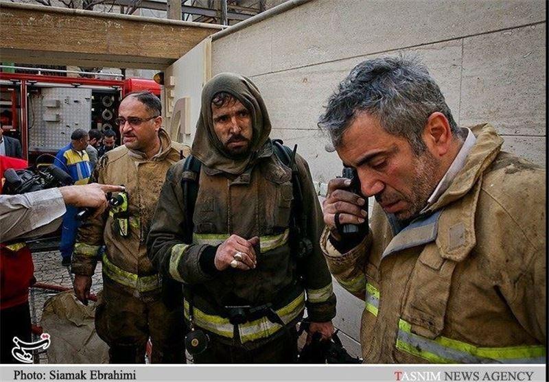 تهران| روند کاهشی حوادث مرتبط با چهارشنبه آخر سال