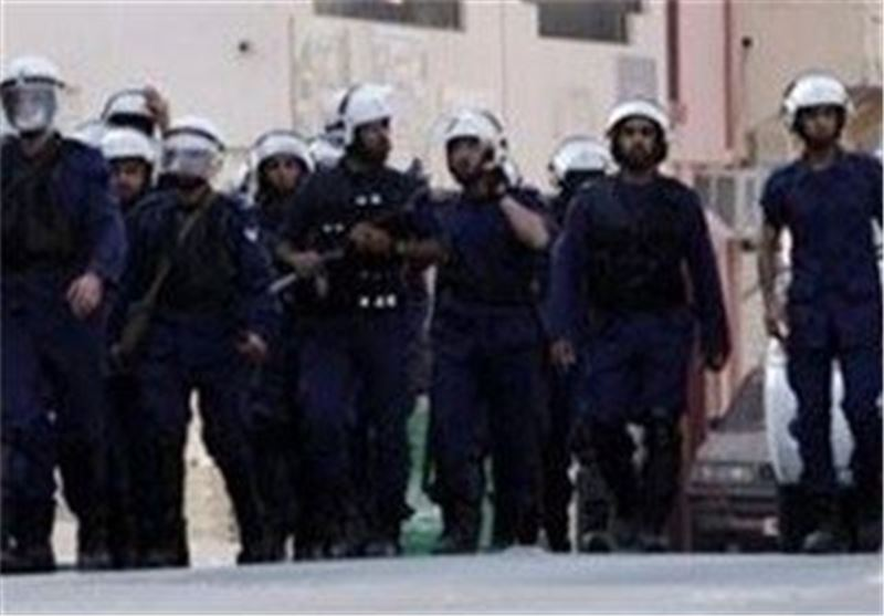 نظامیان بحرینی