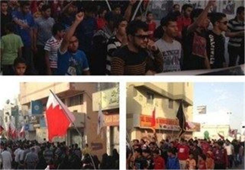 تظاهرات در بحرین در اعتراض به تخریب مقام یکی از صحابه پیامبر اکرم (ص)