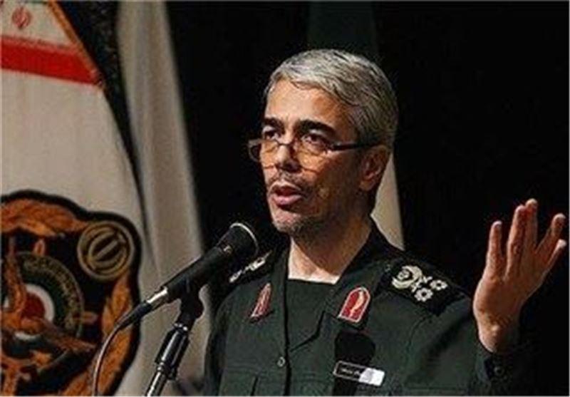 سرلشکر محمد باقری معاون ارکان و امور مشترک ستادکل نیروهای مسلح