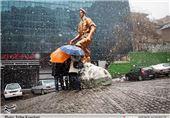 هواشناسی ایران|پیش بینی برف و باران 6 روزه در 31 استان/هشدار کولاک برف و سیلاب