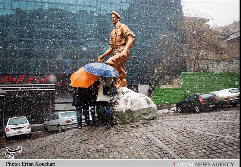 هواشناسی ایران 98/09/23 پیشبینی برف و باران 6روزه در 31 استان/هشدار کولاک برف و سیلاب