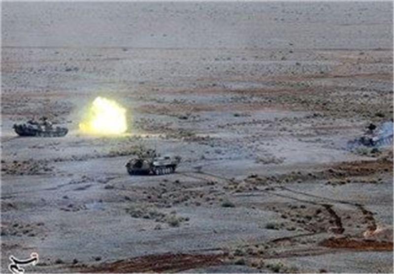 2 اسفند؛ آغاز رزمایش نیروی زمینی سپاه در مرکز و جنوب شرق کشور