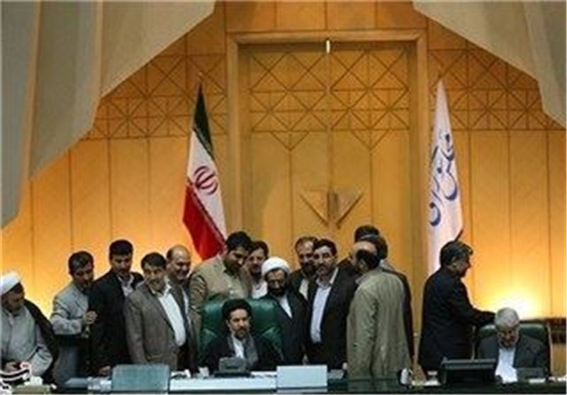Iran Parliament Resonates with 'Down with America' Slogan