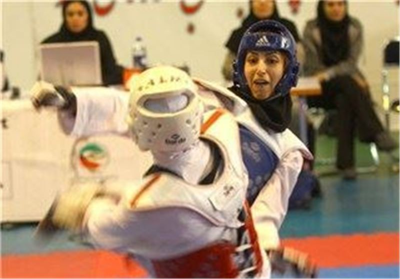 Iranian Women Team Wins World Military Taekwondo Championship