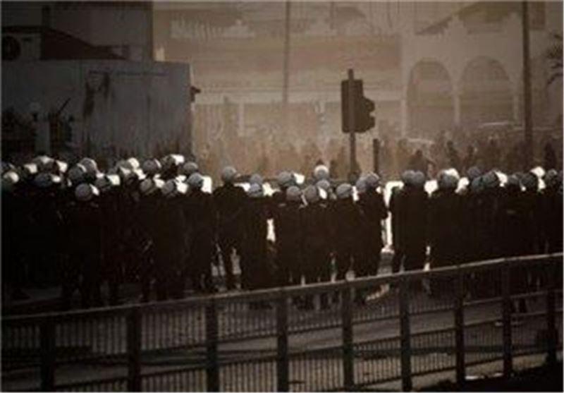 پلیس بحرین
