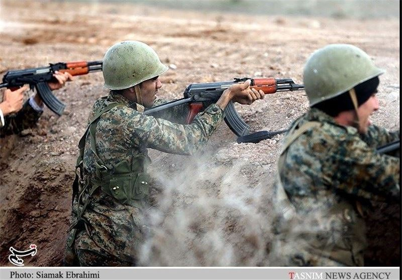 Four Iranian Provinces to Host Basij Wargames