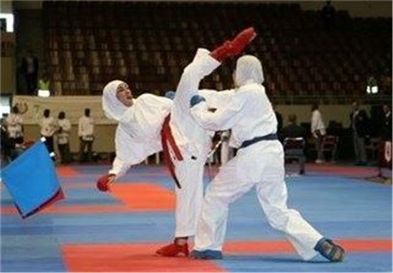 نفرات راه یافته به اردوی تیم کاراته امید بانوان کشور مشخص شدند