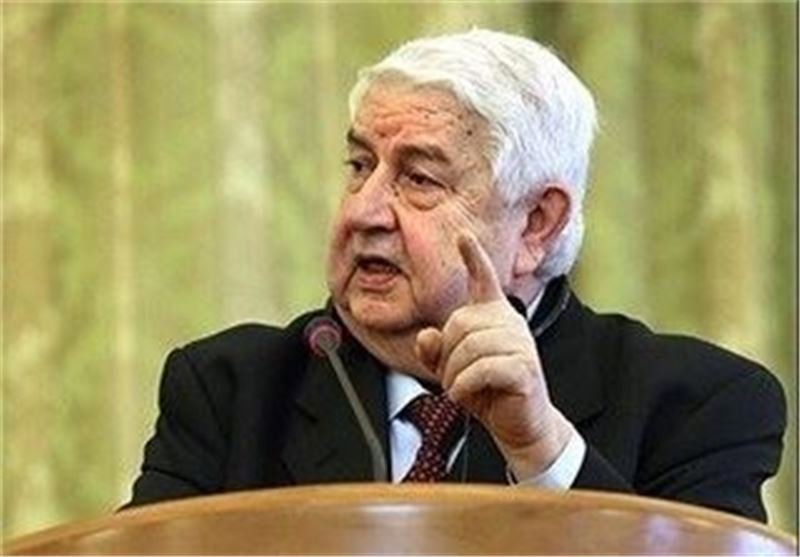 Iran Has Stood by Syria Since Start of Anti-Terror Fight: FM Muallem