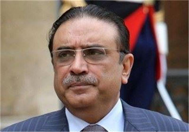 Zardari Stresses Iran-Pakistan Relations