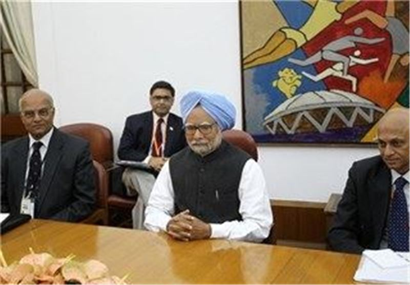 Indian PM Singh Says Will Step Down after 2014 Elections