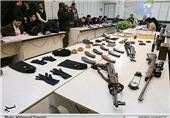Iran Smashes Gunrunning Ring