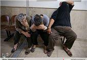 سارقان خوردرو در ملارد دستگیر شدند