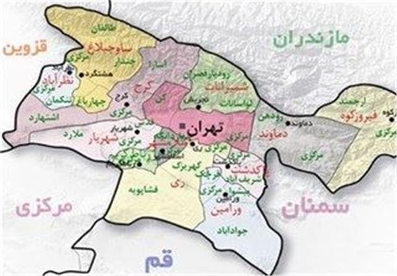 محله های معروف تهران و علت نام گذاری آنها