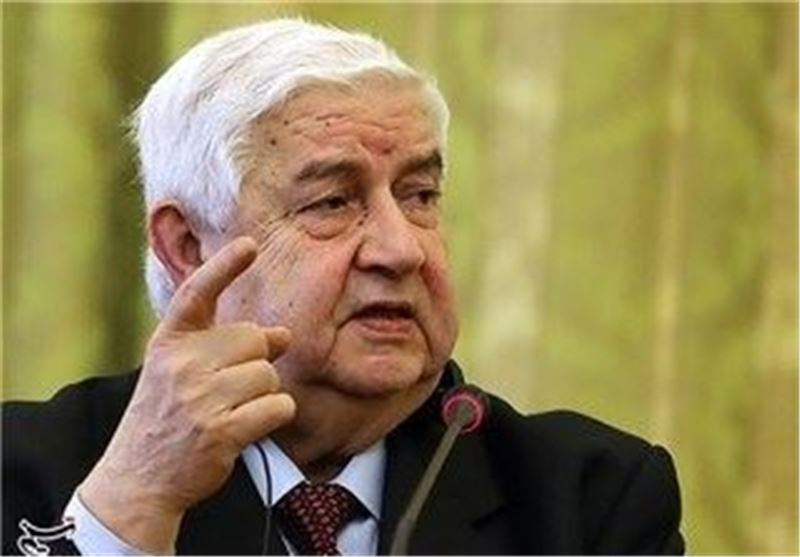 Muallem: Syria Keen to Further Boost Relations with Iran