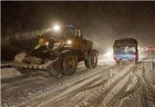 آخرین وضعیت راهها| برف، جادههای 15 استان را دربرگرفت