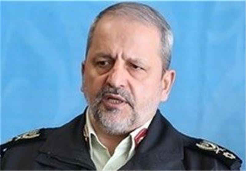 Police Chief Blames Foreign Meddling for Instability in Iran's Eastern Borders