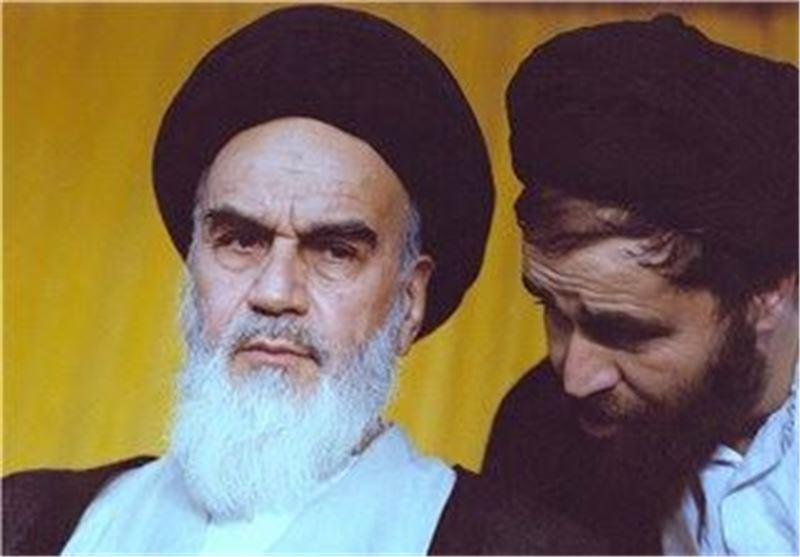 حاج سید احمد خمینی خادم صادق انقلاب بود