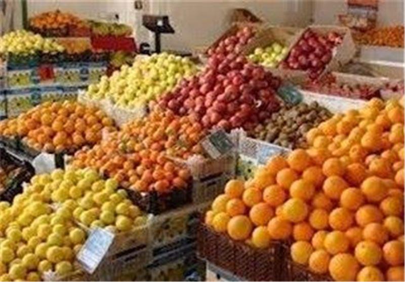 ذخیره بیش از 11 هزار تن میوه برای عید در گلستان
