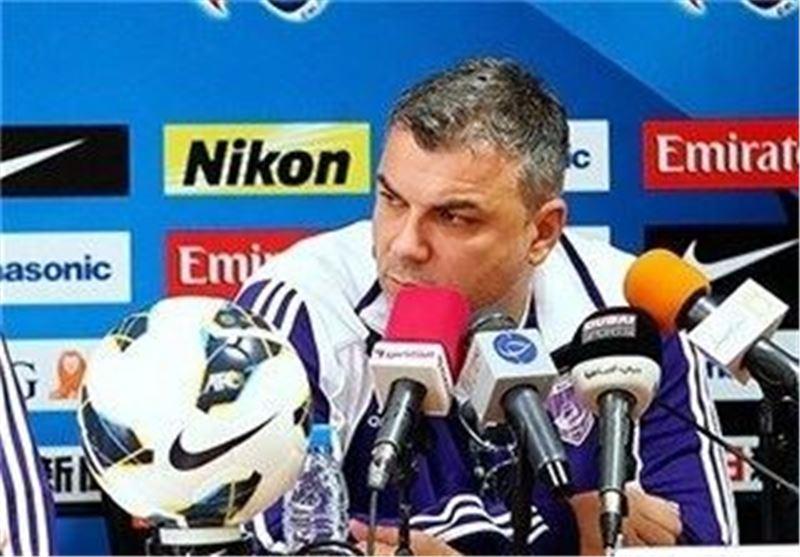 Tractor Sazi Has Enthusiastic Fans, Al-Ahli Coach Olaroiu Says
