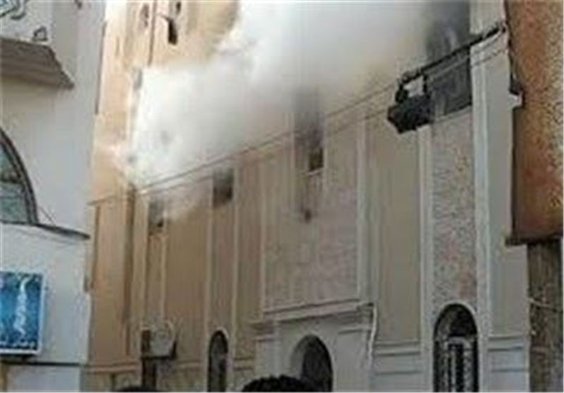 Deadly Attack outside Cairo Church Wedding