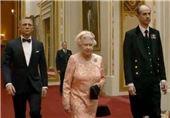 جیمزباند ملکه انگلیس