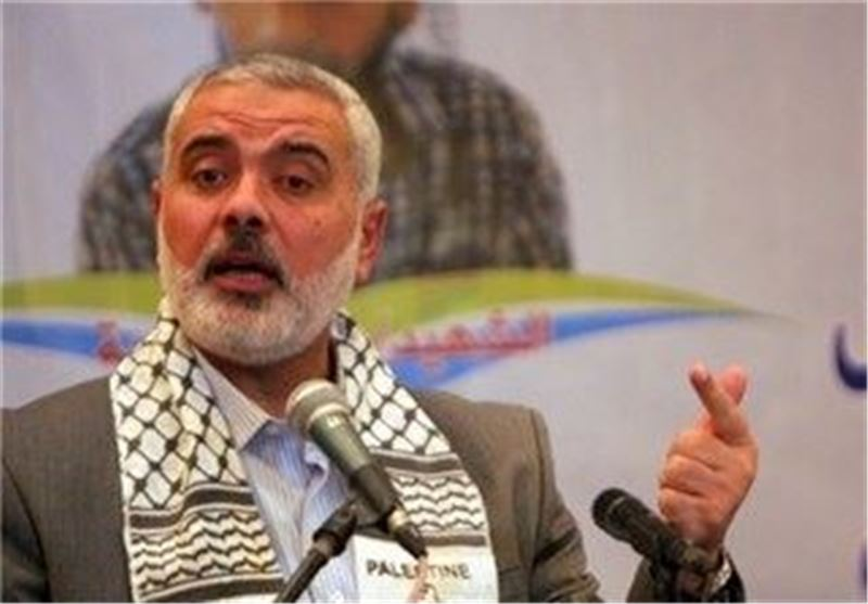 اسماعیل هنیة : انتفاضة القدس أسقطت نظریة الردع الصهیونیة ولم تخرج کل ما فی جعبتها حتى الآن