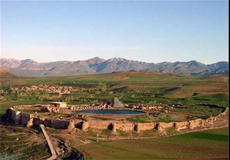 Iran's Takht-e Soleyman among UNESCO World Heritage Sites