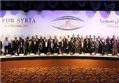 اختلاف شدید ائتلاف معارضان سوریه درباره ژنو 2