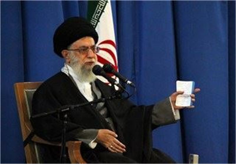 Supreme Leader Confident about 'Bright Future' of Islamic Revolution