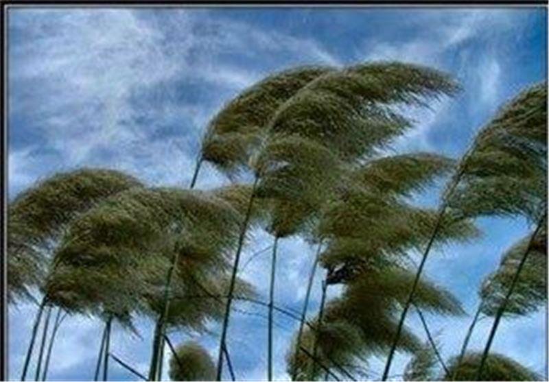 هشدار هواشناسی کشور برای وزش باد شدید و خسارتهای احتمالی