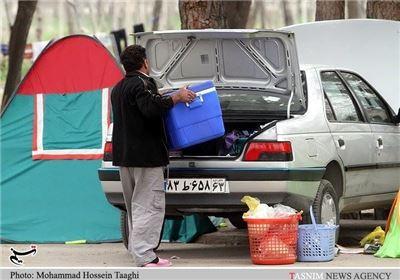 ظرفیت اقامت روزانه 5 هزار مسافر در خوسف فراهم شد