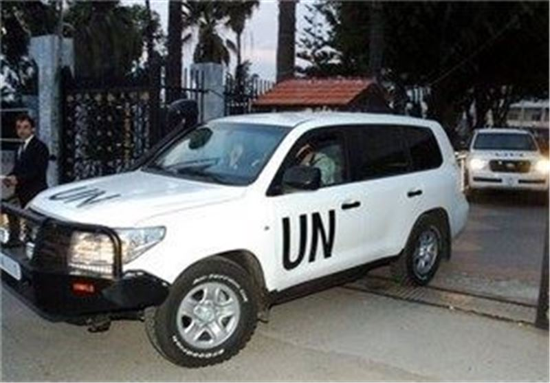 UN Disarmament Chief Arrives in Damascus