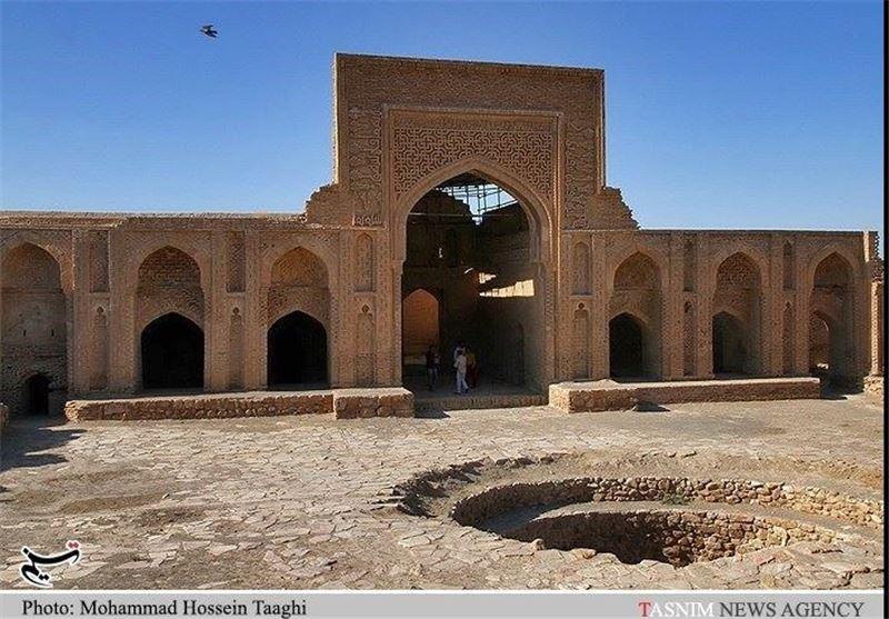 The Ribat-i Sharaf: One of The Main Caravanserais on Silk Road