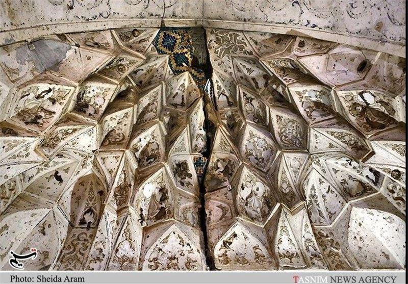 راز بزرگترین بنای آجری جهان پس از نیم قرن / بزرگترین موزه تزیینات اسلامی و معماری آذری ایران کجاست + تصویر