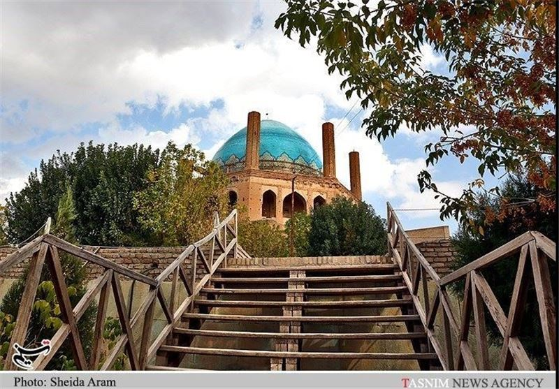 Soltaniyeh Dome, World's 3rd Tallest Dome
