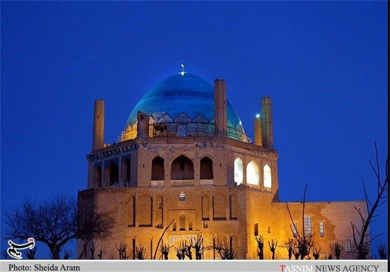 The Dome of Soltaniyeh: World's Biggest Brick Dome