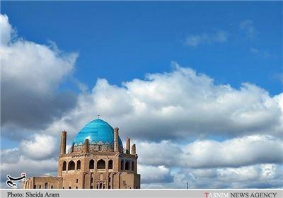 بنای تاریخی گنبد سلطانیه