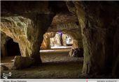 سنگشکن، بزرگترین غار دستساز جهان در جهرم+تصاویر