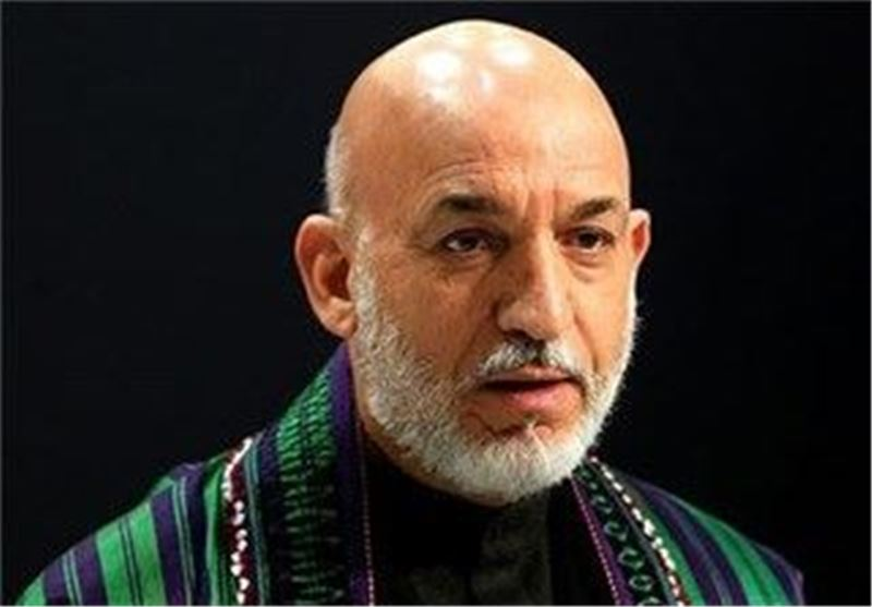 Afghan President Hamid Karzai Arrives in India on 4-Day Visit
