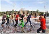 روز طبیعت در پارک آب و آتش تهران