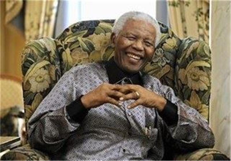 بهبود شرایط جسمانی ماندلا در جشن تولد 95 سالگی