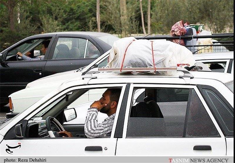 بازگشایی تونل شهری چالوس - نوشهر بار ترافیکی شهر را می شکند