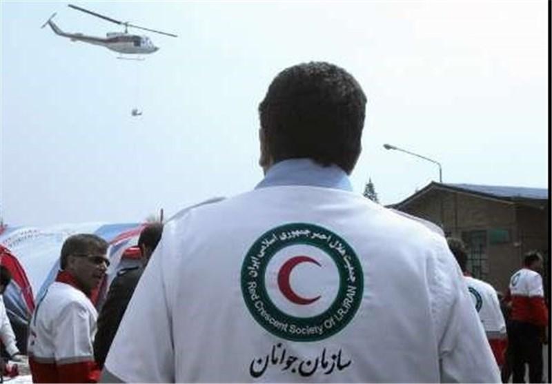 اسکان اضطراری بیش از 70 مسافر در اردستان