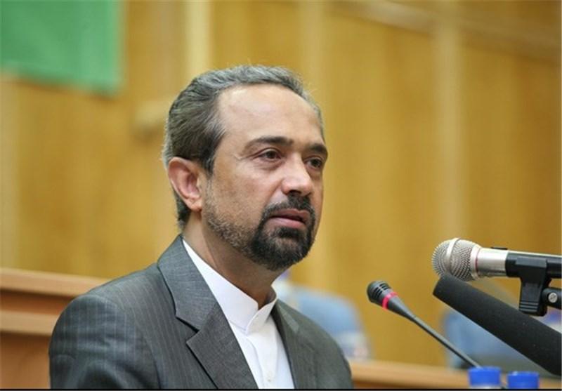 محمد نهاوندیان رئیس اتاق بازرگانی ایران و رئیس شورای گفت و گوی دولت و بخش خصوصی