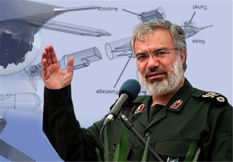 Commander: IRGC's Role in Syria Advisory