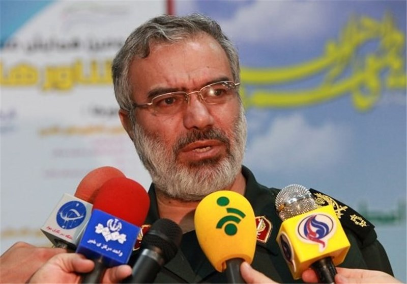 Commander Reiterates IRGC Navy's High Deterrent Power