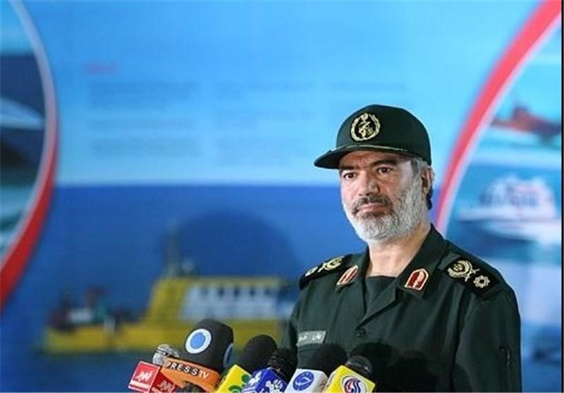Commander Reiterates IRGC's High Deterrent Power